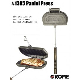 Rome Panini Press #1305, Gusseisen