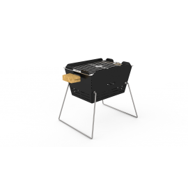 Knister Charcoal Grill, small