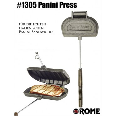 Panini Sandwichtoaster made by Rome Industries
