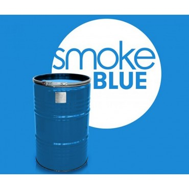BBQ Barrel by BarrelQ XL, stainless steel, Smoke Blue Colour
