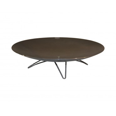 Fire Pit Star Fire Bowl 80cm (Patina Look / Basic)