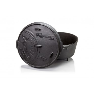 Petromax Dutch Oven ft12 with feet