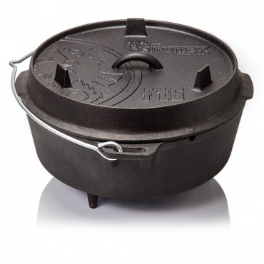 Petromax Dutch Oven ft6 with feet