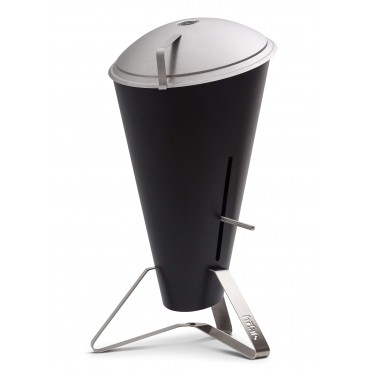 höfats Cone Charcoal Grill, Stainless Steel, buy online