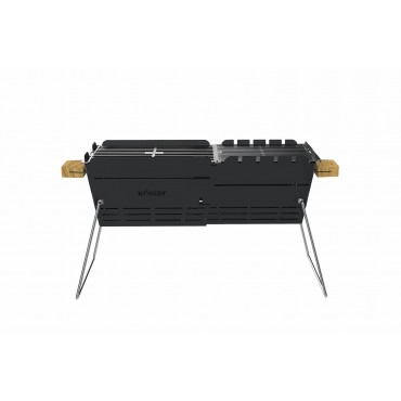 Knister Charcoal City Grill, Original for balcony and camping