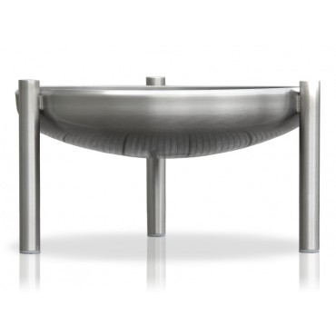 Fire bowl stainless steel 80 cm, Ricon, site