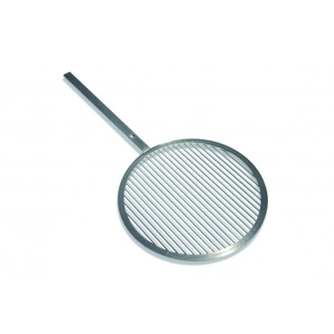 Stainless Steel Grid, round, 45cm, radius design