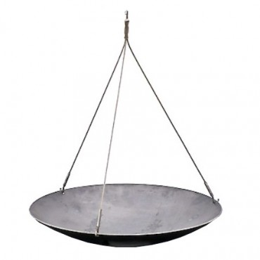 Camp Fire Wok Ø50 cm for Swing Grills