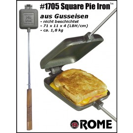 Rome Sandwichmaker Single #1705