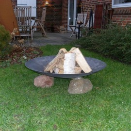 Fire Bowl 1000 - 100cmØ (without legs)
