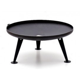 Fire Pit Ø 80cm - Black - Without Extension