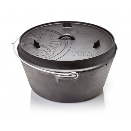 Petromax Dutch Oven ft18 without legs