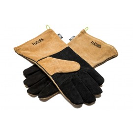 höfats BBQ gloves out of Kevlar & Lether