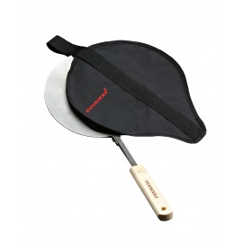 muurikka leisku frying pan with folding handle incl. cover bag