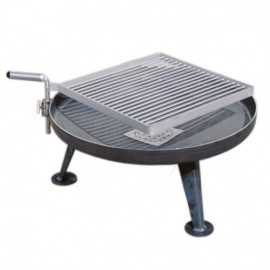 Nielsen, sq. BBQ Grid, Stainless Steel, 50x50x6cm