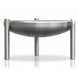 Fire bowl stainless steel 60 cm, Ricon