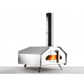 uuni PRO Pellet Pizza oven, Stainless Steel by Ooni