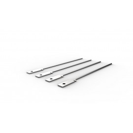 Knister Skewer, 4, stainless steel